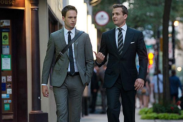 Выполняйте эти советы, если хотите быть успешными как герои сериала Suits:)