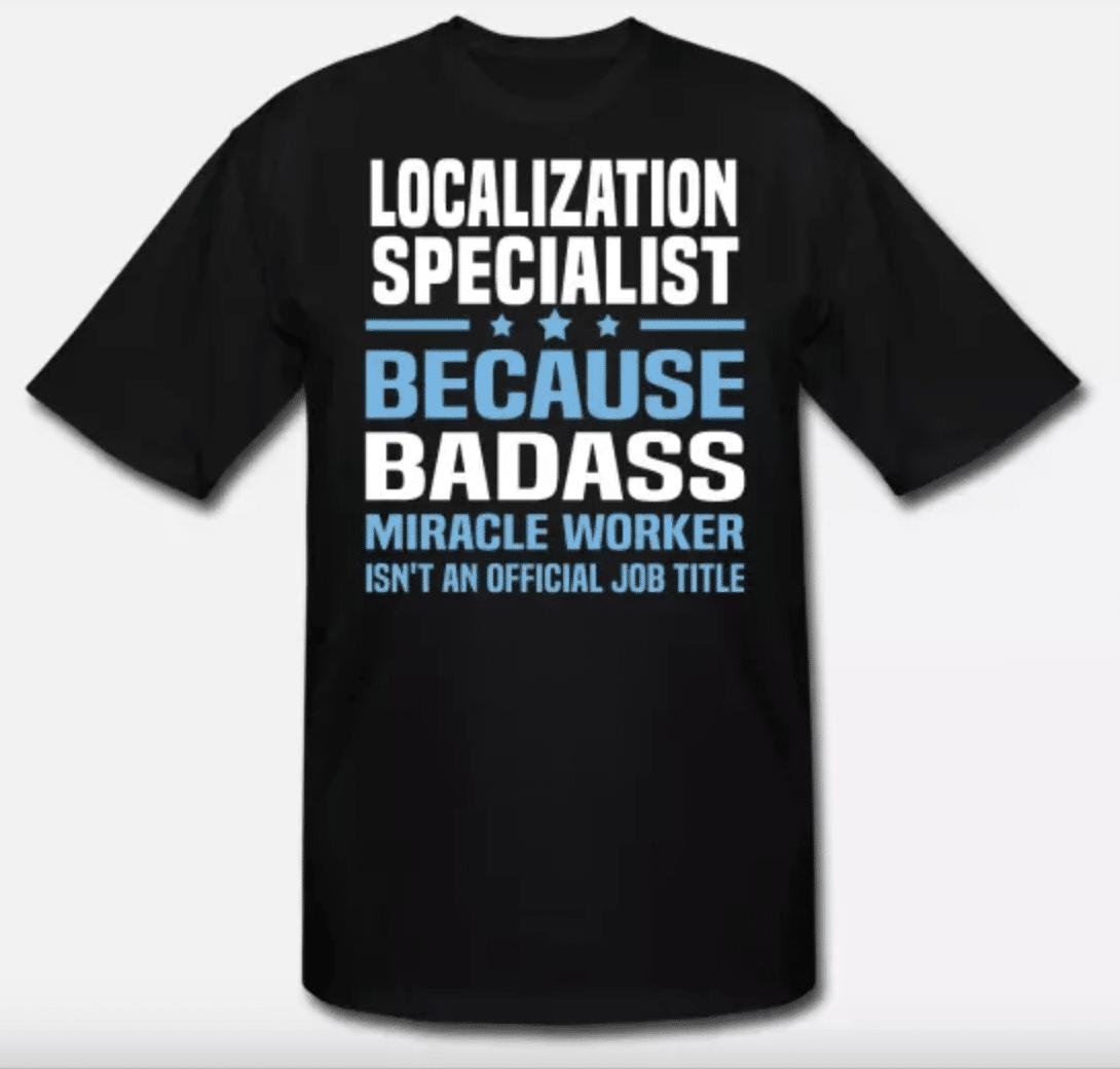 специалист по локализации