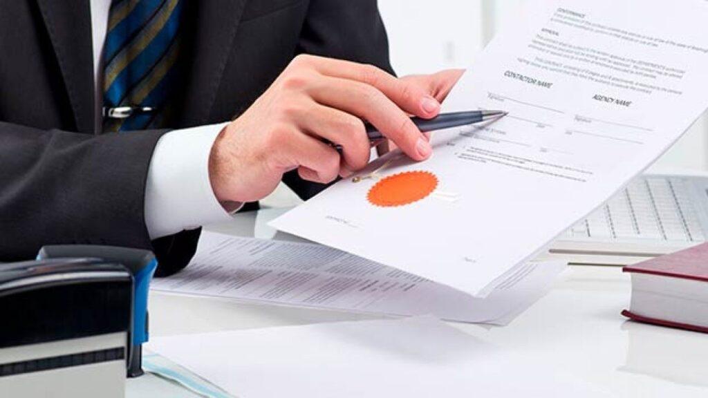 Сколько времени действителен штамп легализации документов